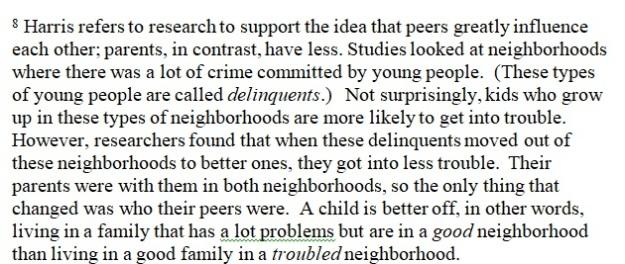 Parents peers excerpt image